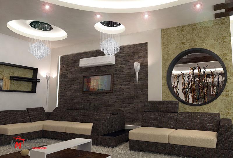 نمونه کارهای طراحی دکوراسیون409-6(2)|خانه معمار