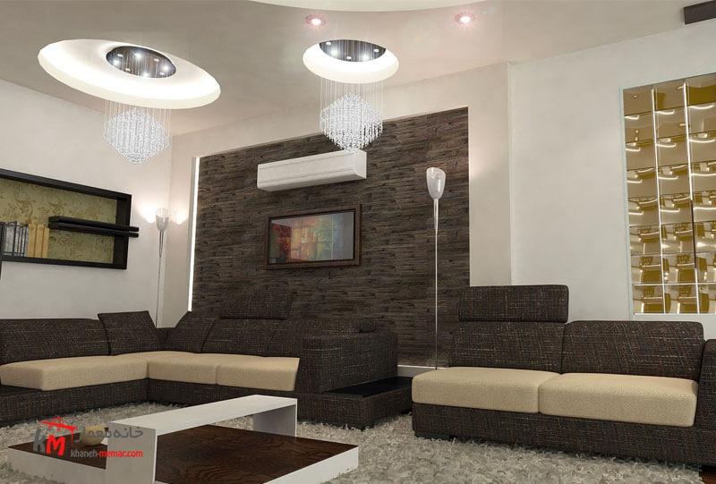 نمونه کارهای طراحی دکوراسیون409-8|خانه معمار