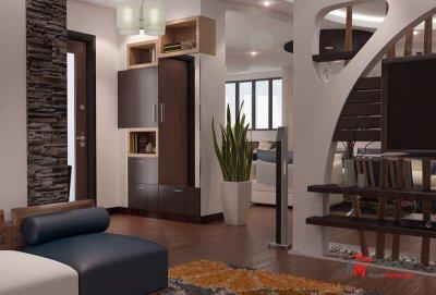 نمونه کارهای طراحی دکوراسیون443-02|خانه معمار