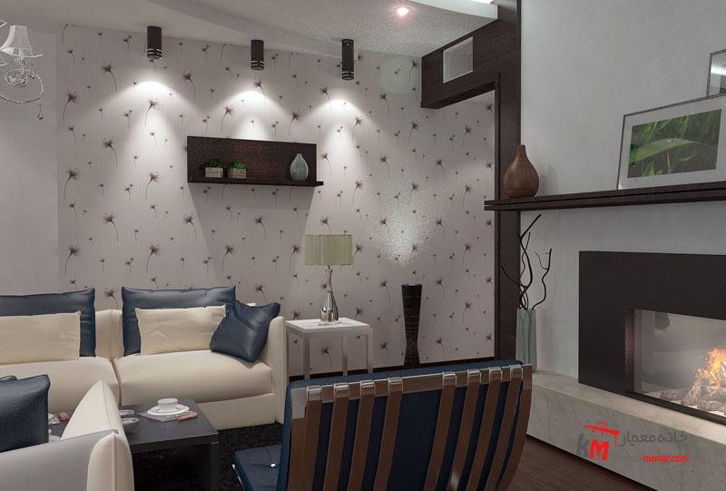 نمونه کارهای طراحی دکوراسیون443-05|خانه معمار