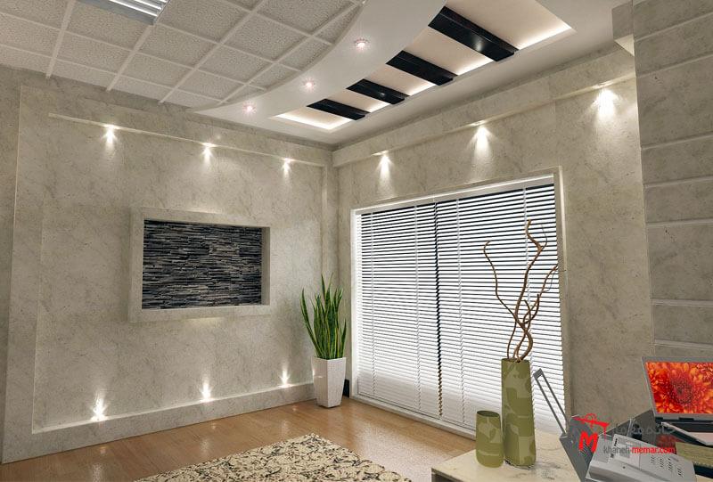 طراحی دکوراسیون خیابان فرصت جنوبی 458_5.1| خانه معمار