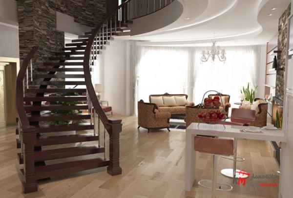 طراحی دکوراسیون داخلی بلوار شهید بهشتی شمالی- 495-01 |خانه معمار