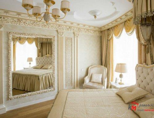 اتاق خواب نمونه 03