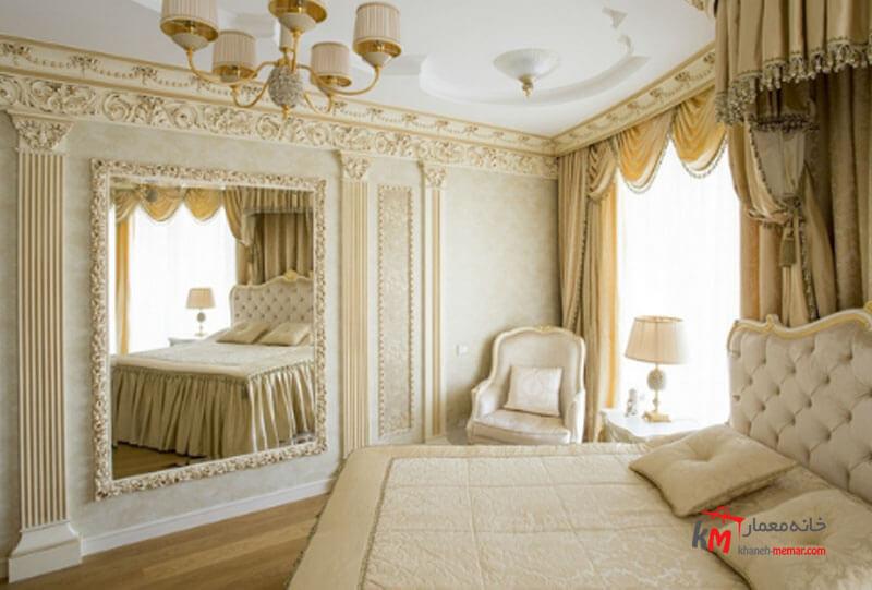 اتاق خواب نمونه 03 |خانه معمار