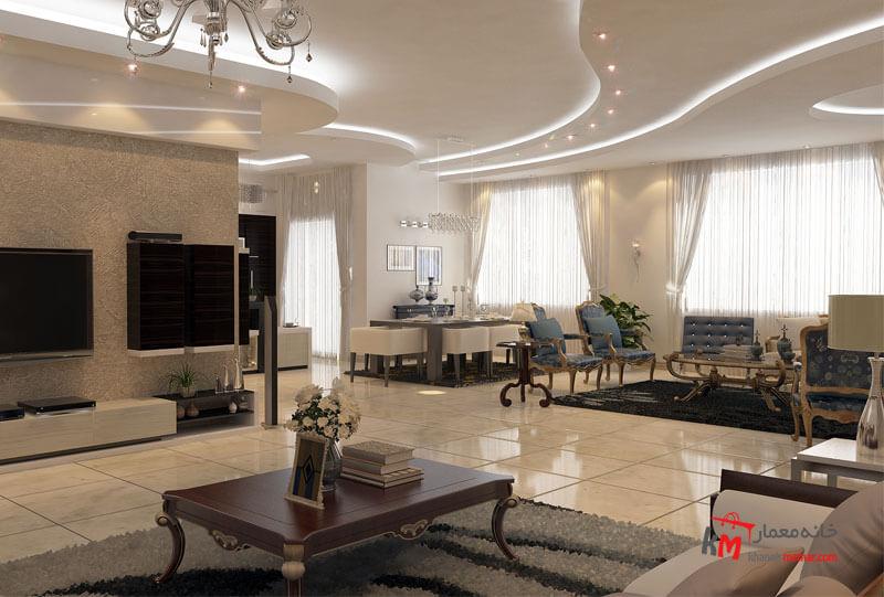 طراحی دکوراسیون شهرستان قیر بلوار معلم 559.1|خانه معمار