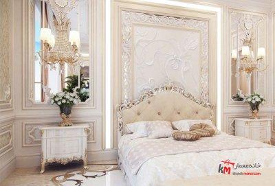 اتاق خواب نمونه 04 |خانه معمار