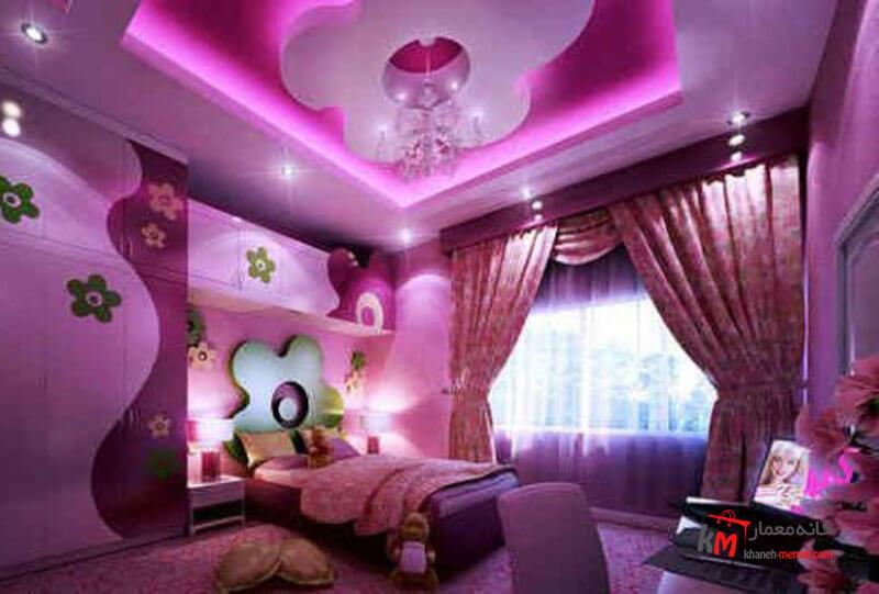 اتاق خواب کودک - نمونه 09 |خانه معمار