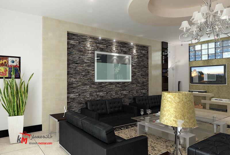 طراحی دکوراسیون داخلی خیابان اورژانس-بالا 484-04|خانه معمار