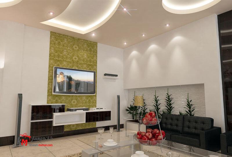 طراحی دکوراسیون داخلی خیابان اورژانس-پایین 484-02|خانه معمار