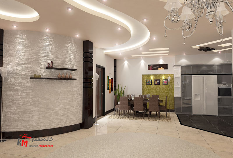 طراحی دکوراسیون داخلی خیابان اورژانس-پایین 484-03|خانه معمار