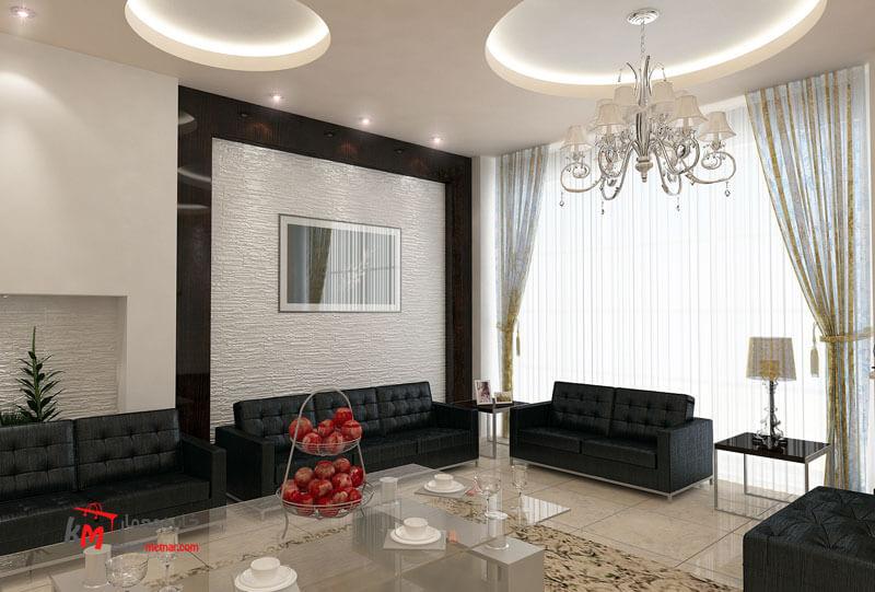 طراحی دکوراسیون داخلی خیابان اورژانس-پایین 484-07|خانه معمار