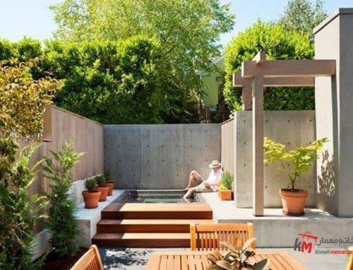 طراحی فضای سبز نمونه 21