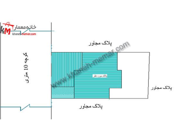 طراحی نقشه خانه مسکونی 327-2-1