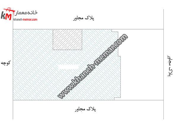 نقشه منزل ویلایی-351-01
