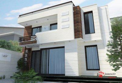 طراحی نما نمونه کار amodi 470.01 |خانه معمار