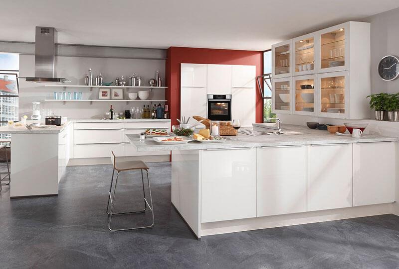 کابینت آشپزخانه نمونه 27 Ca5021-022a