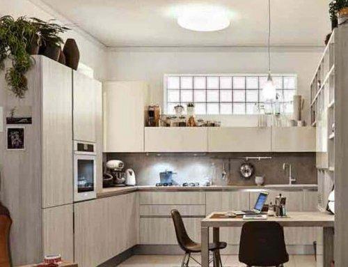 کابینت آشپزخانه نمونه 55
