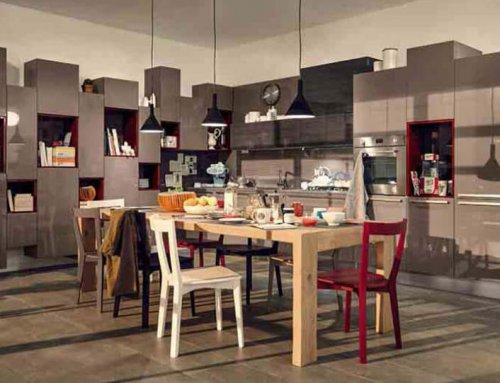 کابینت آشپزخانه نمونه 56