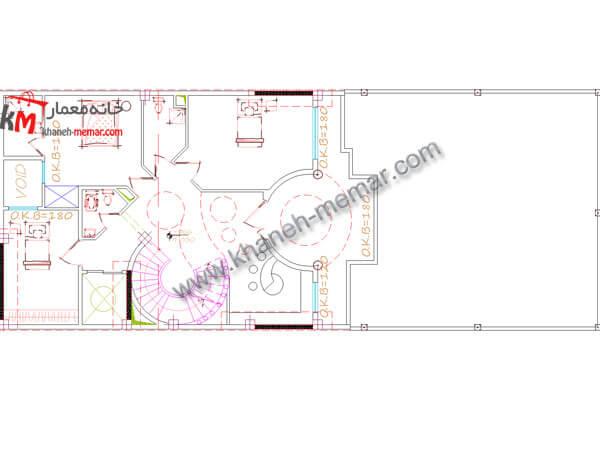 طبقه اول خانه دوبلکس 250 متری