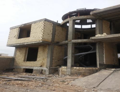 اسکلت ساختمان | سازه اسکلتی بهتر است یا بنایی؟