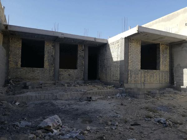 سازه بتنی یا اسکلت بنایی