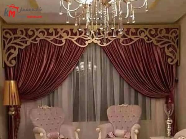 اتاق پذیرایی شیک و زیبا