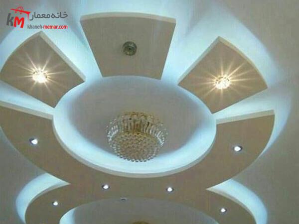 کناف کاری سقف