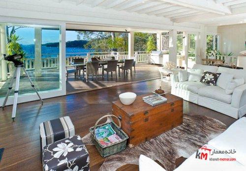 سبک ساحلی در دکوراسیون داخلی منزل