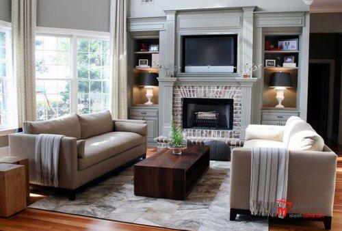 سبک انتقالی در دیزاین منزل
