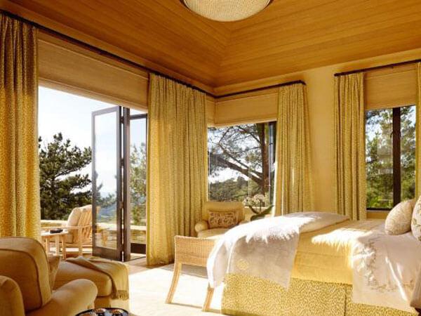 پردههای اتاق خواب