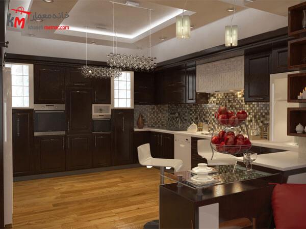 رابیتس آشپزخانه