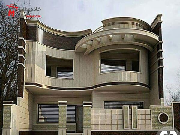 ساختمان به سبک مدرن