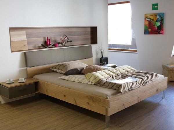 تخت خواب ام دی اف ایجاد یک نقطه کانونی شیک و بروز