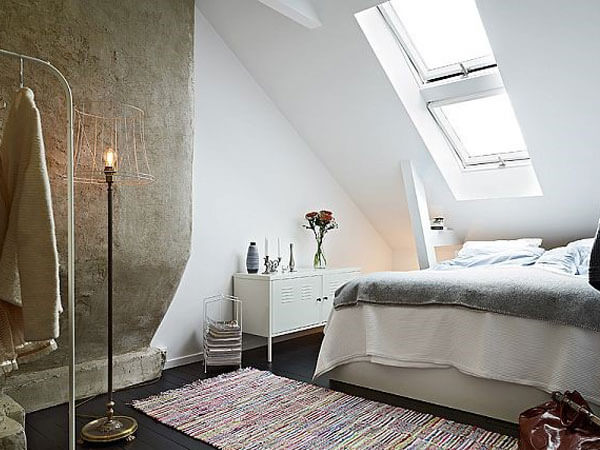 دکوراسیون شیک و زیبای اتاق ایجاد یک نقطه کانونی