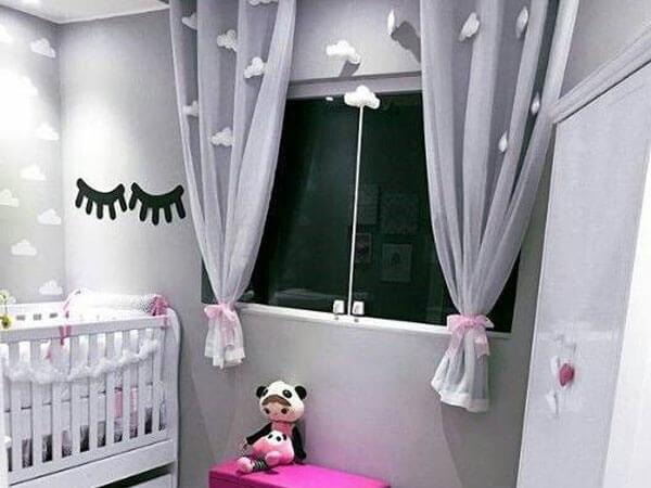 پرده اتاق خواب دخترانه