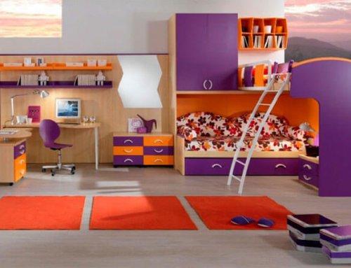 جدیدترن مدل های اتاق کودک2019