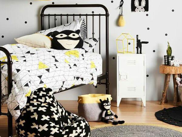 اتاق خواب کودکانه دیزاین اتاق کودک زیبا و مناسب سن کودک
