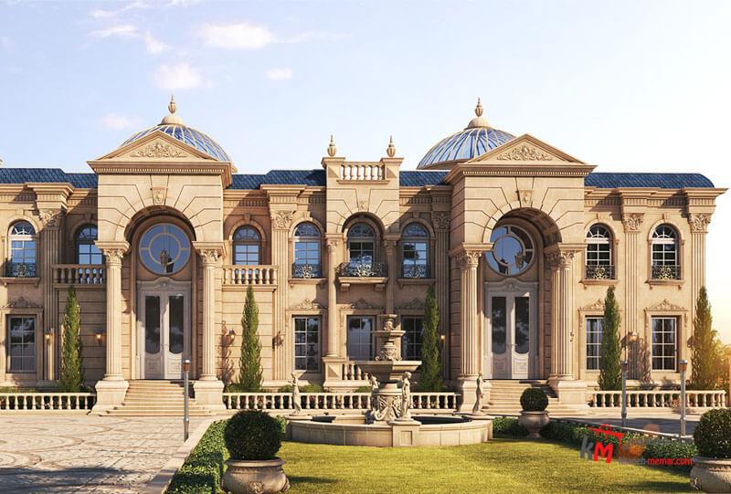 نمای کلاسیک Classic view نمای کلاسیک رومی در ایران