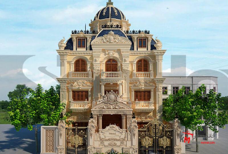 نما ساختمان خیلی باشکوه نمای کلاسیک چیست؟
