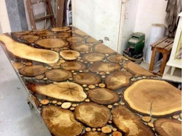 صنایع چوبی و رزین
