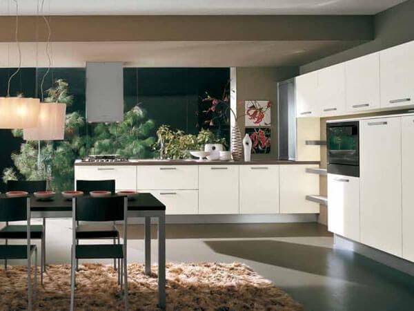 طراحی متفاوت و ویژه از آشپزخانه