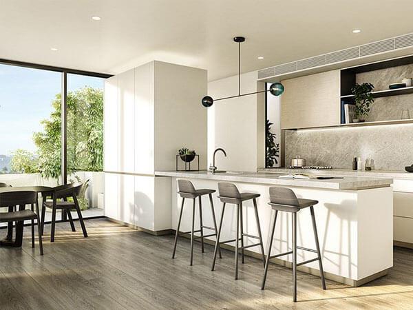 میز آشپزخانه برای آشپزخانه های کوچک و کم جا