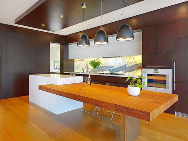 میز آشپزخانه ساده وشیک