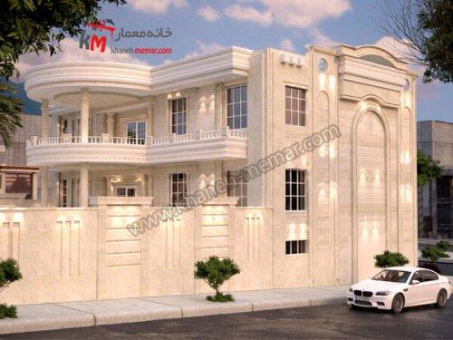 خانه دوبلکس ایرانی