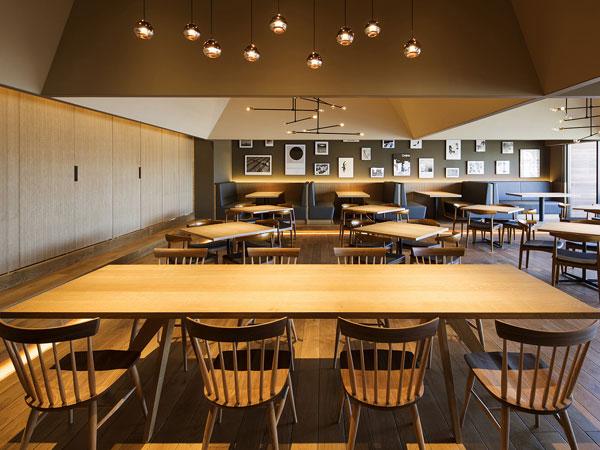 مبلمان در دیزاین رستوران و کافی شاپ