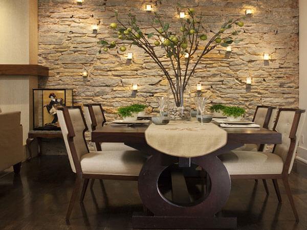 میز مستطیل شکل
