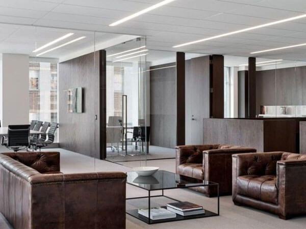 مبل اداری مناسب اتاق مدیریت
