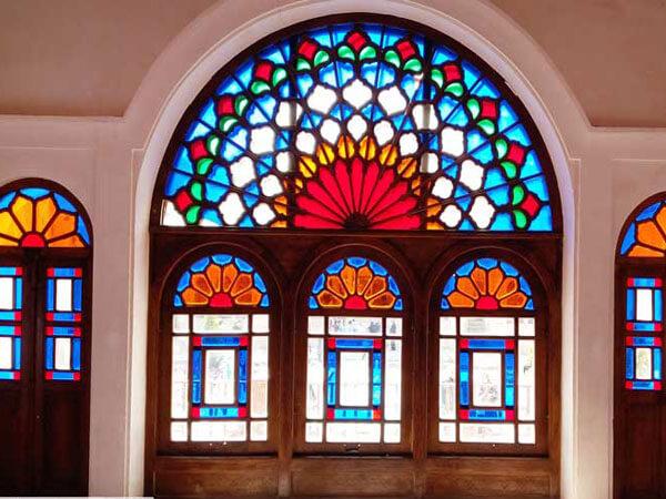 مدل پنجره خانه ایرانی