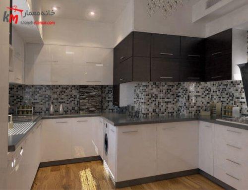 آشپزخانه کثیف ،فضای مورد علاقه کدبانوهای تمیز و منظم