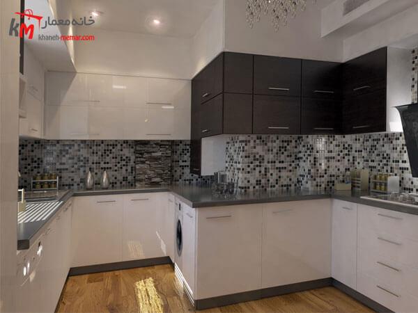 آشپزخانه کثیف - آشپزخانه گرم